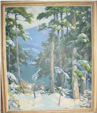 OVER 50 ORIGINAL WORKS OF ART BY NOTED, LISTED ARTISTS; ANTIQUE RUGS; CHINA; ACCESSORIES; PERIOD FURNITURE TO BE SOLD BY MV AUCTIONS NOV. 24