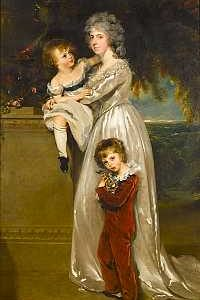 Famine to Fortune – Bonhams to Sell Painting by Britains Premier Regency Portrait Artist