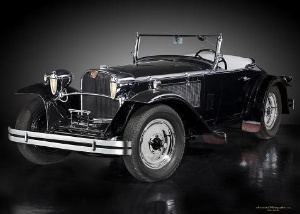 1929 Ruxton 'Alligator' Prototype to Be Sold at Barrett-Jackson Auction in Scottsdale
