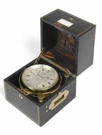 Exceptional Marine Chronometer to sell at Tennants Catalogue Sale 10&11 April