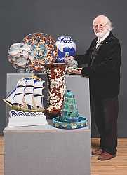 Leading Publisher Richard Dennis to Sell His Private Ceramics Collection at Bonhams