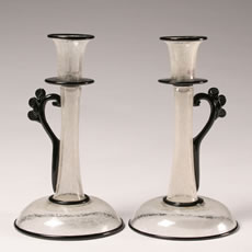 Italian Glass and Twentieth Century Design at Antique Helper March 29 and 30