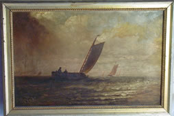 ITEMS FROM NAUTICAL AND WHALING COLLECTIONS, PLUS FINE ART, PERIOD FURNITURE AND ACCESSORIES TO BE SOLD MARCH 30 BY MV  AUCTIONS