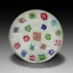 Historic Alschuler Antique Paperweight Collection Goes to Auction