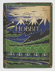 Bonhams Sells First Edition of The Hobbit For World Record Breaking £60,000