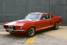 ICONIC MUSTANG SHELBY GT 500 FASTBACK TO BE SOLD AT MELBOURNE AUCTION DURING RACE WEEK