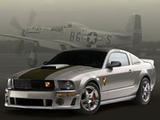 Roush P-51A Mustang Heads for Auction Block