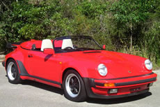 Porsche 911 Wide Body Speedster for Shannons Sydney Autumn Classic Auction
