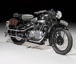 Vintage Motorcycles at Bonhams Stafford Sale 27th April