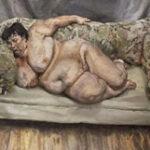 Lucian Freud Artwork for Christie's New York Post-War & Contemporary Art Evening Sale