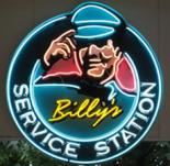 Collectors Drive Bumper Sales at Billy's Service Station Memorabilia Auction