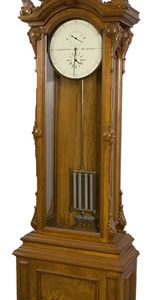 OVER 500 RARE AND ANTIQUE CLOCKS TO BE AUCTIONED SATURDAY, JUNE 14, BY FONTAINE'S IN PITTSFIELD, MASS