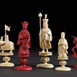 Bonhams Takes Control of Chess Market