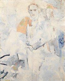 Luc Tuymans Self Portrait for Bonhams Auction