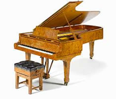 Sir Elton John Grand Pianos For Sale at Bonhams London Auction