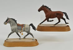 Beswick Horses and Other Figures for Charterhouse Auction