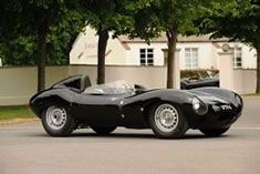 Bonhams To Sell The First Production Jaguar D-Type