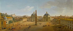 Bonhams Old Master Paintings Featuring Spectacular View Of Rome