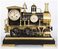 E. HOWARD & CO. #61 FLOOR REGULATOR GOES ASTRONOMICAL FOR $195,500 AT SPRING CLOCK AUCTION HELD JUNE 14 BY FONTAINE'S IN PITTSFIELD, MASS