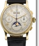 1946 Patek Philippe Reference 1518 Watch Auction