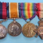 Gallipoli Medals for Charterhouse Auction
