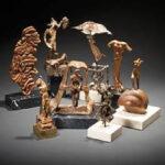 Salvador Dalí Sculpture Auction