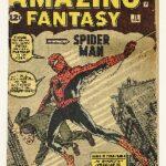 Spiderman Comic Scales New Heights at Bonhams & Goodman