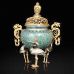 Imperial Chinese Masterpiece Sells At Bonhams In Hong Kong For £420,000