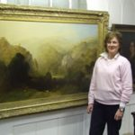 Edward Price Paintings for Charterhouse Auction