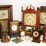 GORDON S. CONVERSE & CO., LAUNCHED JUST LAST YEAR, IS GEARING UP FOR ITS THIRD SALE ON SATURDAY, APR. 25, WITH CLOCKS, FURNITURE, SILVER AND MORE