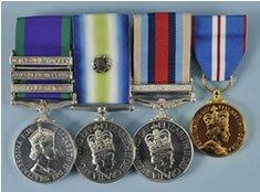Medals Start Bidding War At Charterhouse Auction