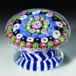 Extremely Rare Antique French Paperweights Go To Auction