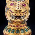 Tipu Sultan Golden Throne Gem Set for Bonhams London Auction