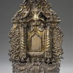 Rare Ark Form Hanukkah Lamp Sells for $314,000 in Skinner's Fine Judaica Auction