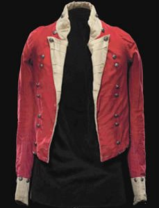 JACKET WORN AT BATTLE OF WATERLOO TO BE OFFERED IN SALE OF ARMS, ARMOUR AND MILITARIA