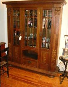 english-bookcase