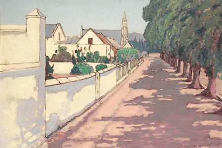 Jacob Hendrik Pierneef Paintings for Bonhams Auction