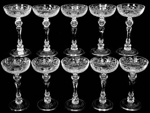 Libbey Champagne