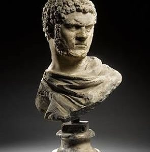 Bust of Roman Emperor Caracalla for London Auction