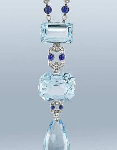 Outstanding Results at Bonhams Jewellery Auction