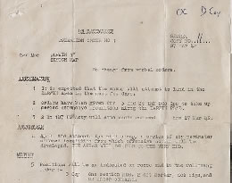 Japanese Invasion of Darwin WWII Document for Auction