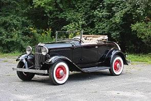 Bonhams Anderson Auto Museum Auction