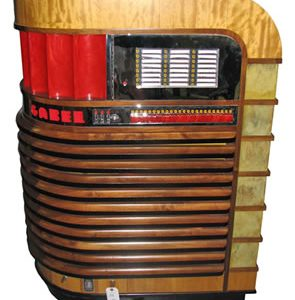 SPECTACULAR SINGLE-OWNER COLLECTION OF JUKEBOXES AND ADVERTISING ITEMS WILL BE SOLD AT AUCTION ON SATURDAY, OCT. 3, BY HAL HUNT AUCTIONS, AT 10 AM