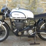 Manx Norton and MV Agusta Motorcycles for Charterhouse Auction