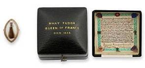 Mary Tudor 'Hair'loom for Bonhams Jewellery Sale