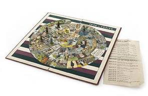Suffragette Board Game