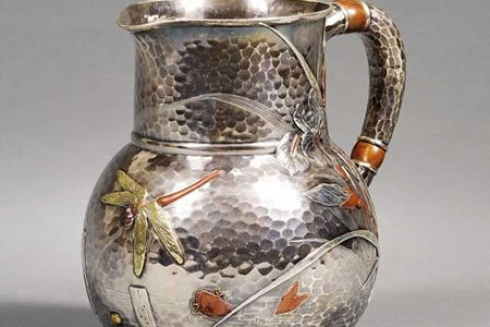 SKINNER HOSTS EUROPEAN FURNITURE AND DECORATIVE  ARTS AUCTION FEATURING FINE SILVER, OCTOBER 3RD, BOSTON