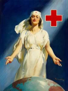 American Red Cross imagery highlights Illustration Art Auction in February at Heritage