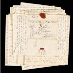 Collection of Byron Letters Auctioned at Sotheby's