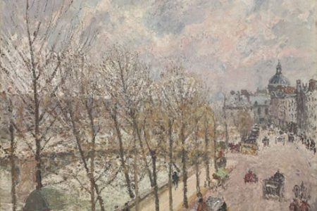 Christie's to Auction Painting by Camille Pissarro